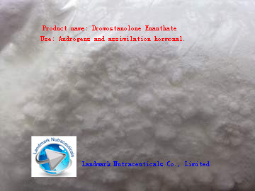 Dromostanolone Enanthate
