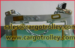 Steel stone clamps pictures