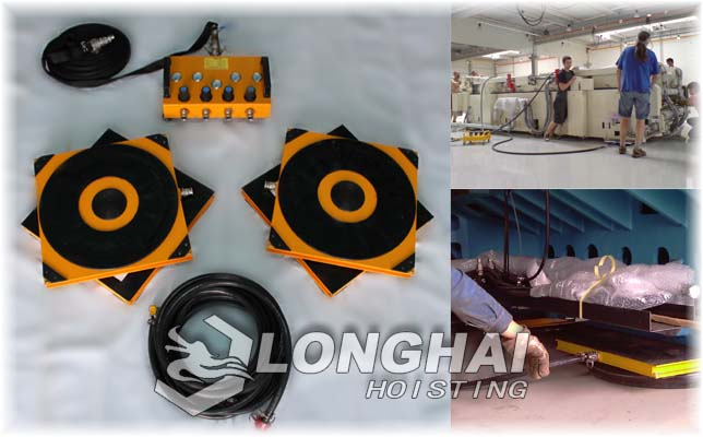 Air Bearings Casters-Material Handling Equipment Designed For Efficient Material Movement LONGSHENG