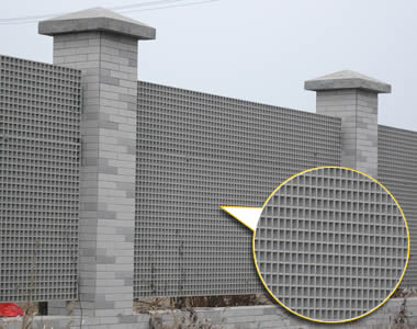 FRP Grating Fence