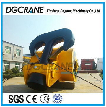 32 ton hook block for crane use