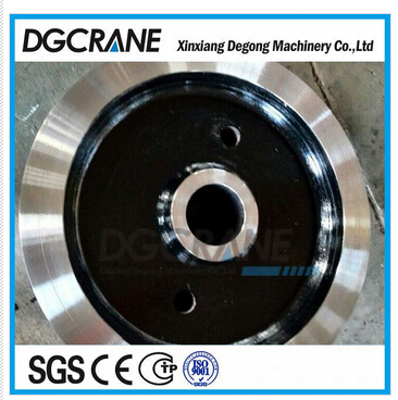 forged crane wheel