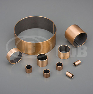 OOB-11 Composite bearing Bronze backed PTFE coated Bronze