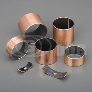OOB-30 Composite bearing stell backed PEEK coated Bronze