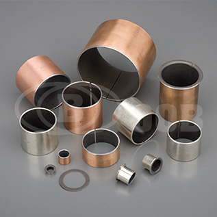 OOB-10 Composite bearing stell backed PTFE coated Bronze