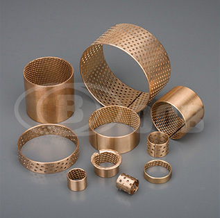 OOB-22 Wrapped Bronze Sleeve Bushing