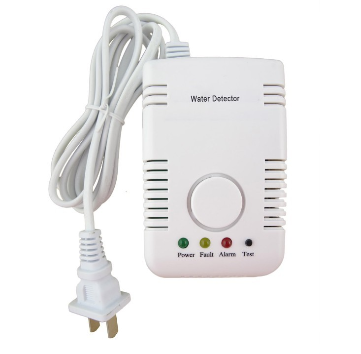 Wireless Water Detector Alarms Leakage Detection Device With Semiconductor Sensor Alert Manufacturer Household