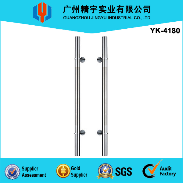 Quality SUS 304 / 316 Stainless Steel Handle for Glass Door (YK-4180)