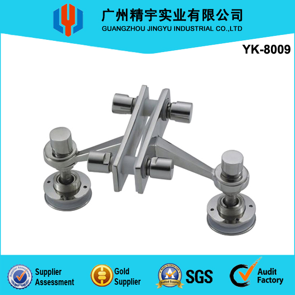Quality SUS 304 / 316 Inox Glass Wall Spider YK-8009