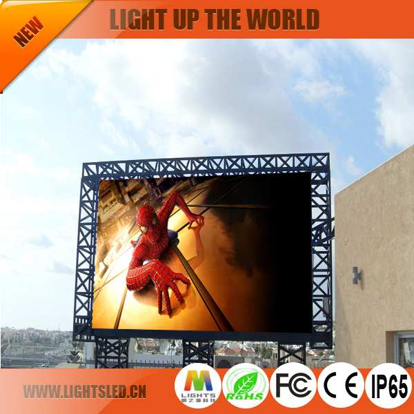 Outdoor LED Display P8 Dip
