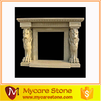 fireplace marble statue,china statue
