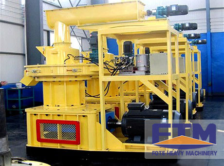Excellent Sawdust Pelletizing Machine Manufacturer