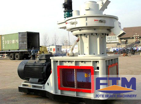 Biomass Pellet Mill Design/Biomass Pellet Machine Business