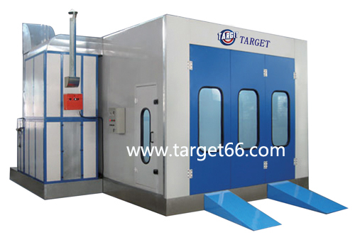 auto bakeing and dry spray booth  TG-70C