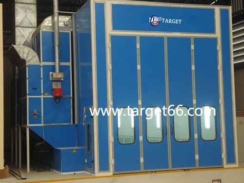 mini truck and bus spray booth TG-09-45