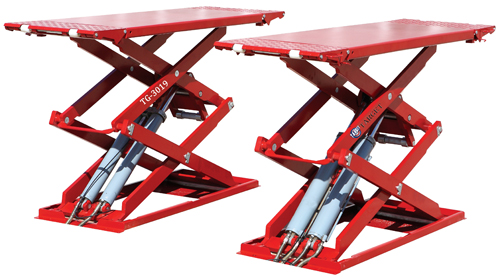 3 Tons Ultra thin Scissor lift TG-3019