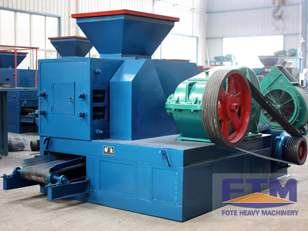 Charcoal Powder Briquette Maker Price/Charcoal Briquette Machine