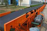 JXSC belt conveyor for mineral process