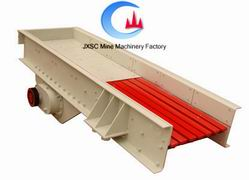 JXSC durable vibrating feeder