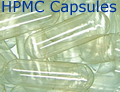 Empty Vegetable Capsules(color and size)