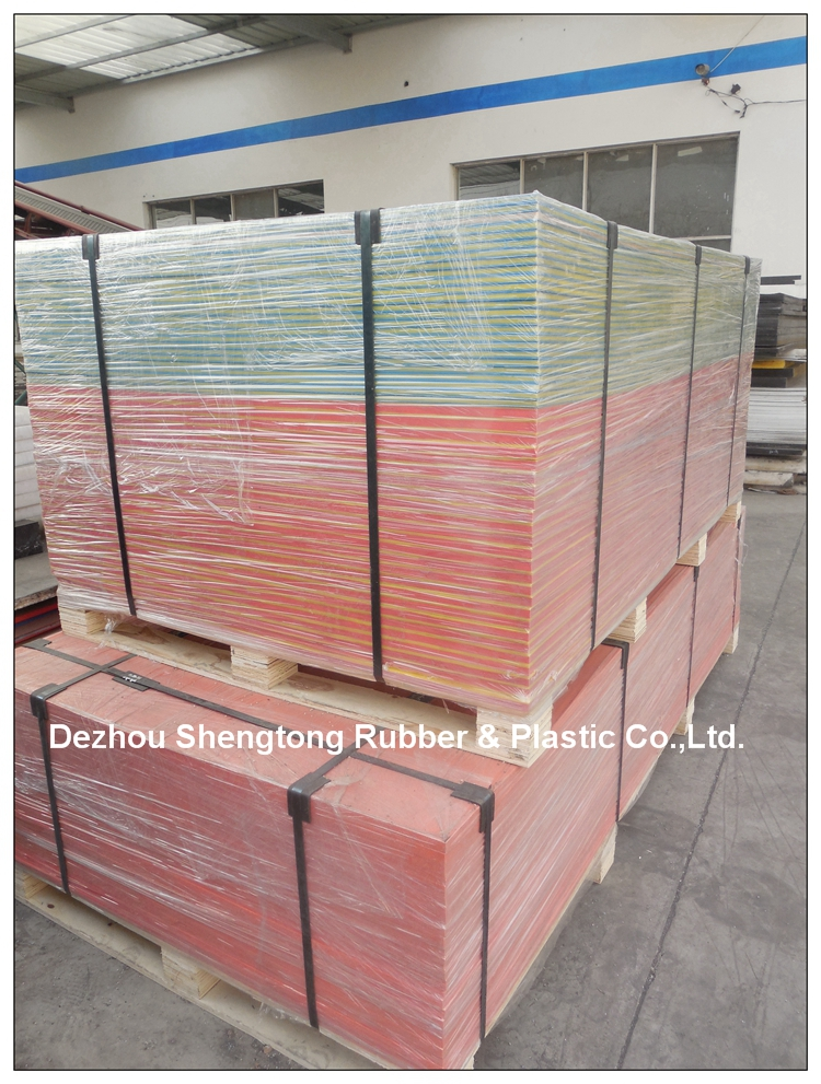 HDPE manufacturer 2mm pe plastic sheet