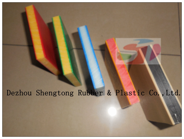 China supplier pe 500 polyethylene sheet with high quality