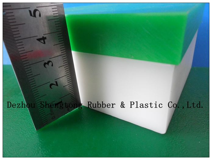 UHMWPE polyethylene 10mm thick plastic sheet/ board/ panel