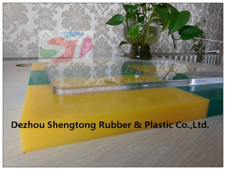 China supplier uhmwpe engineering hard plastic sheet