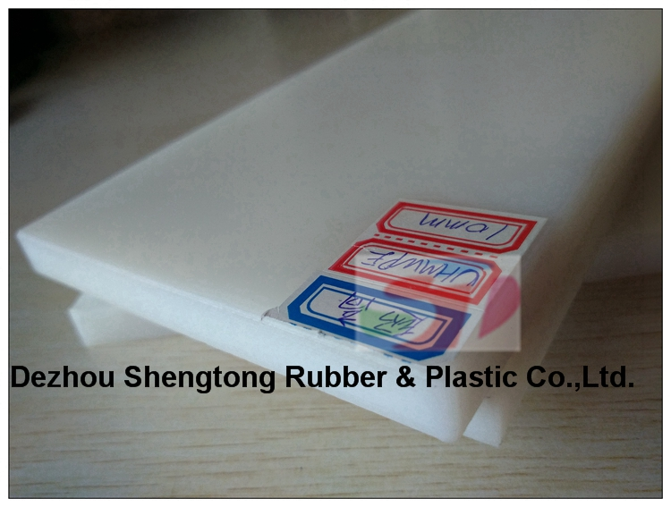 High quality PE 1000 polyethylene plastic sheet manufacturer in China