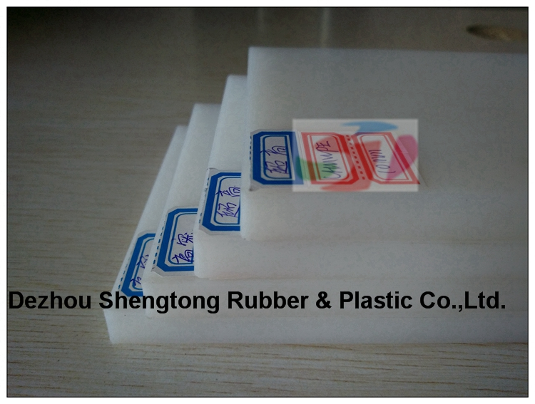 China supplier flame resistant polyethylene plastic panel board