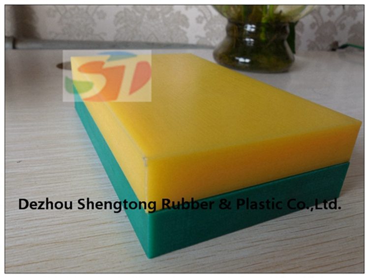 High quality UHMWPE plastic hard board