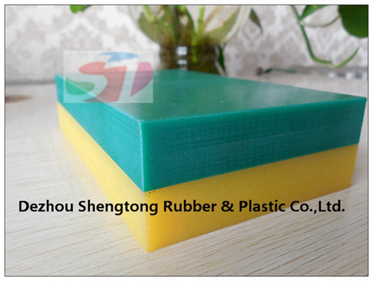 High wear resistance UHMW-PE sheet/ fire resistant sheet