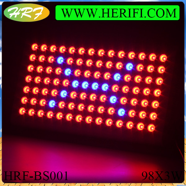 Herifi BS001 full spectrum Led grow light 200w agriculture led grow light