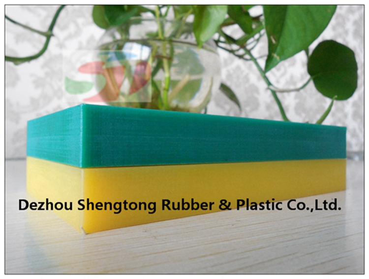 Excellent self-lubricating UHMW PE polyethylene sheet