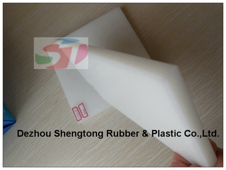 Plastic mat with pe material