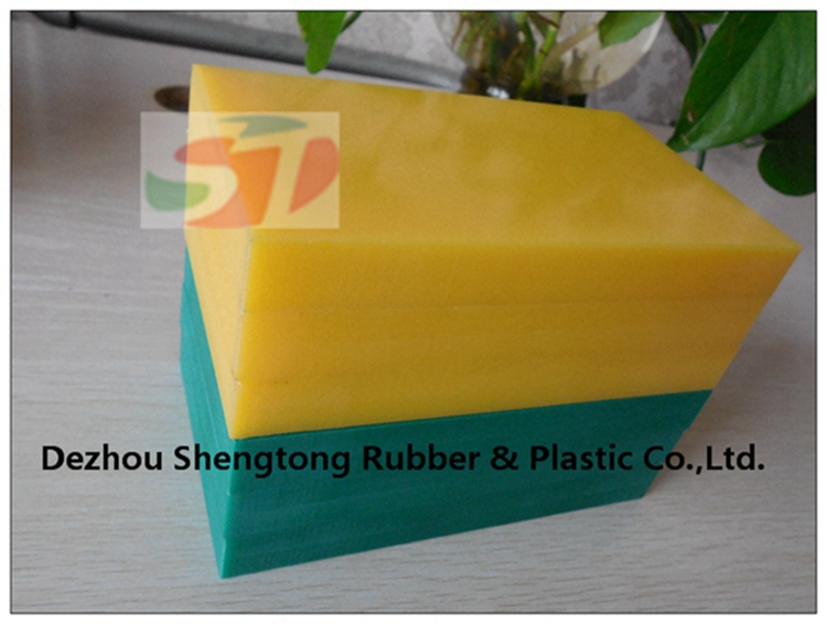 UHMWPE HDPE material white boare manufacturer in China