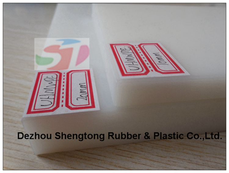 Anti-UV high performance polyethylene sheet manufacturer