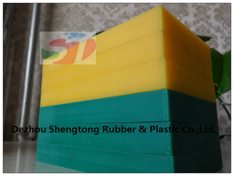 PE material polyethylene low temperature plastic sheet in China