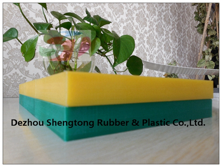 PE material plastic UHMW sheet in China