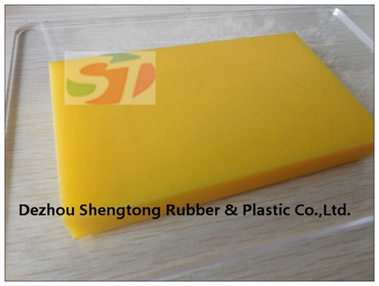 Coloring sheet with uhmwpe hdpe pe material