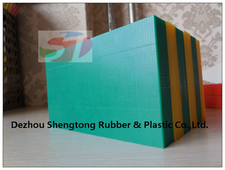 High quality molded plastic borad/ uhmwpe board