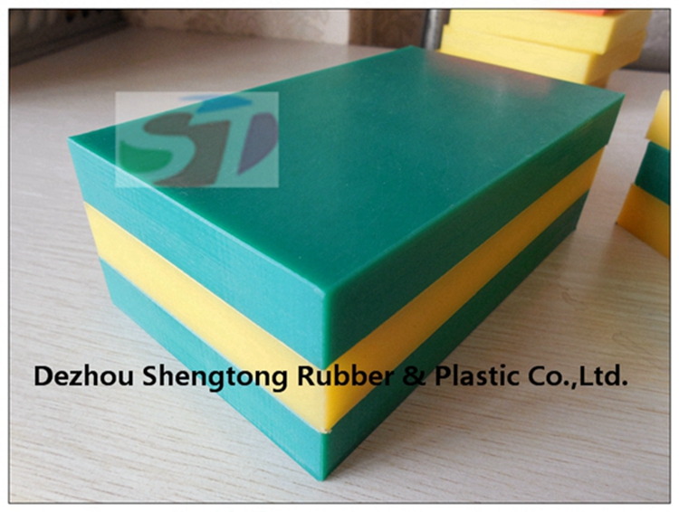 UHMWPE high abrasion-resistance sheet