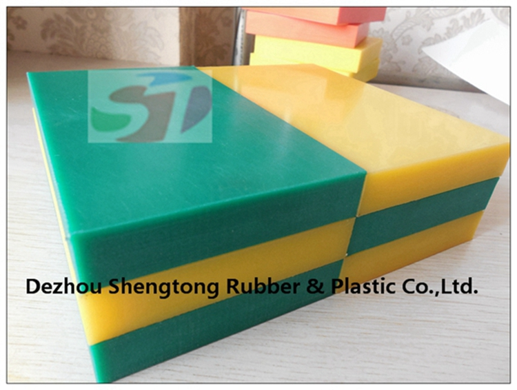 High quality molded plastic borad