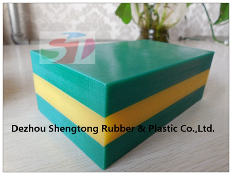 Engineering plastic uhmwpe pressing mold