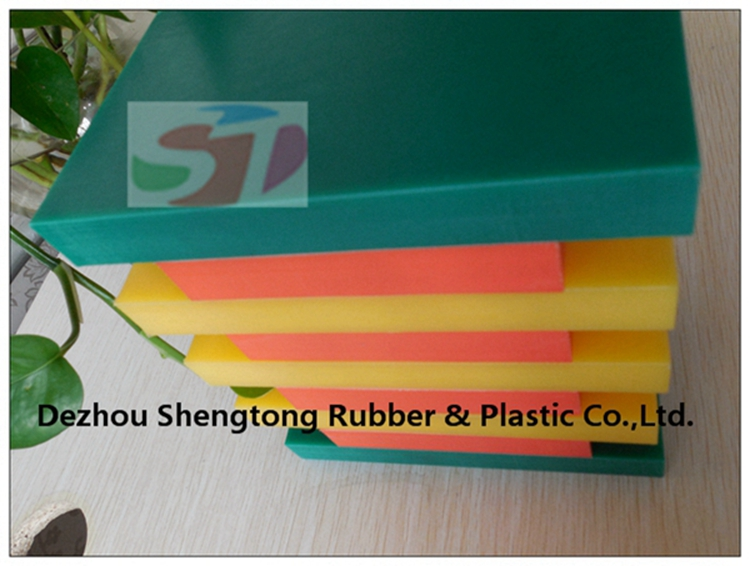 UHMWPE engineering plastic polyethylene board