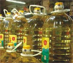 refined rape seed canola oil