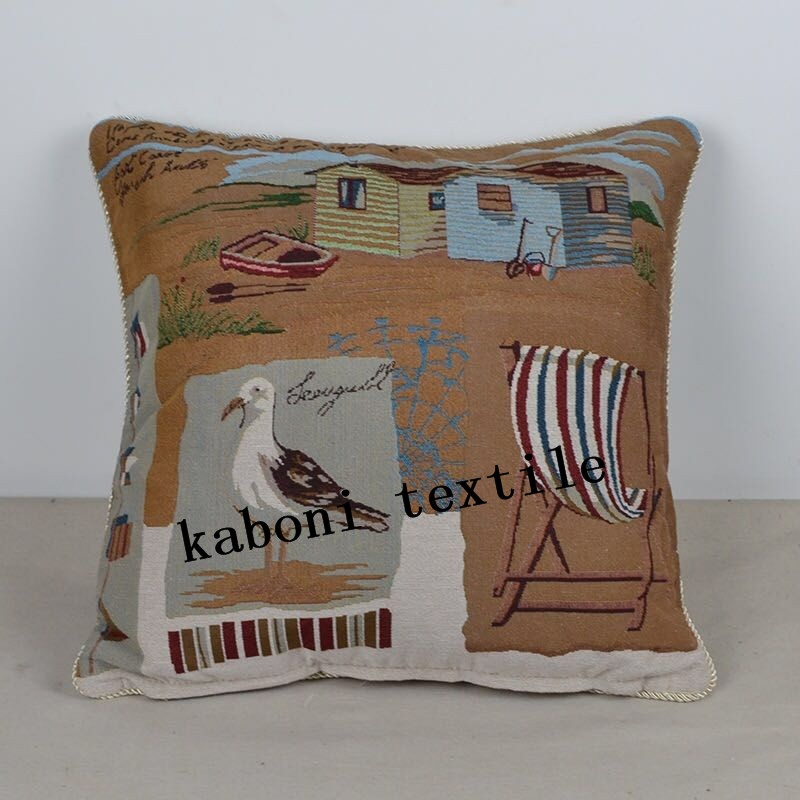 woven cushion cover fabric
