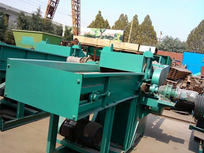 Wood Waste Crusher