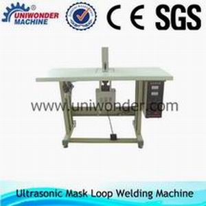 Ultrasonic Mask Loop Welding Machine