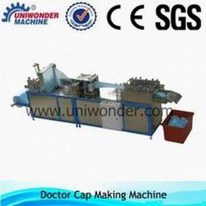 Doctor Cap Making Machine
